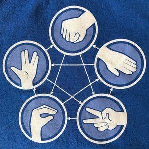 Shirts & Tops - Boys Big Bang Theory T-shirt